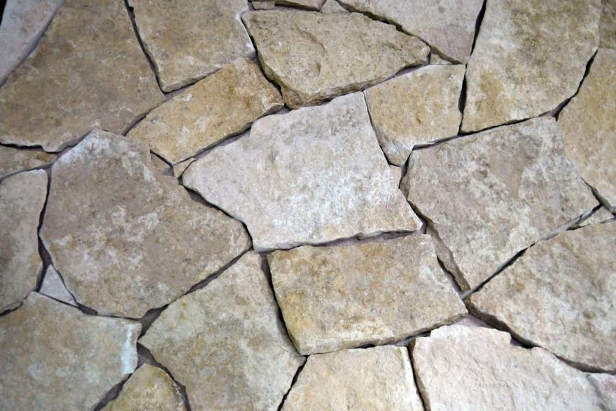 Плитняк - Песчаник 2-3 - 4