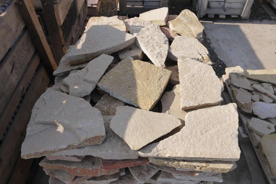 Плитняк - Песчаник 2-3 - 7