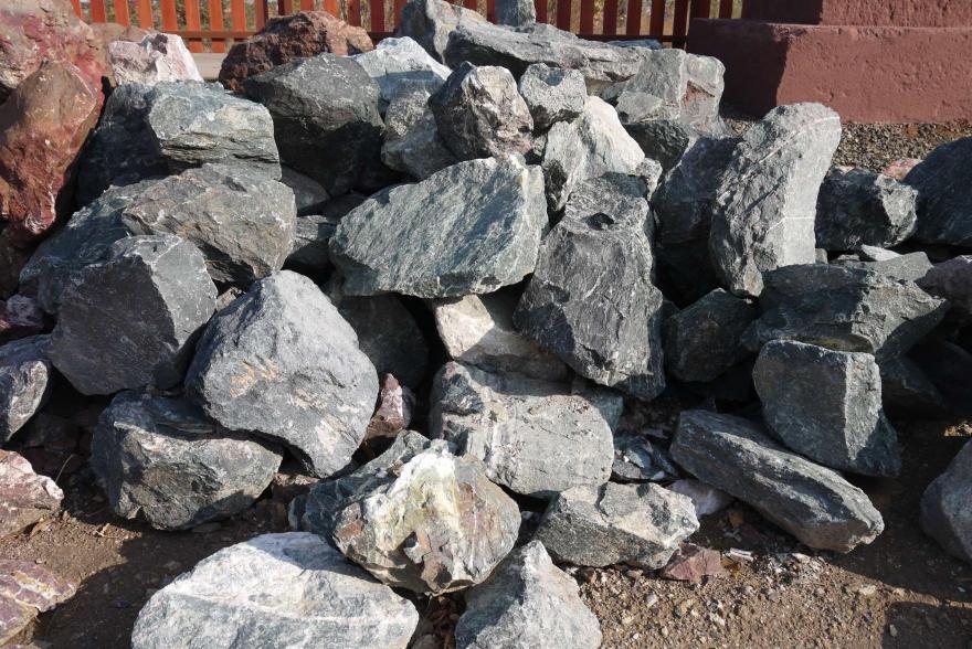 Ландшафтный камень - Гоббро