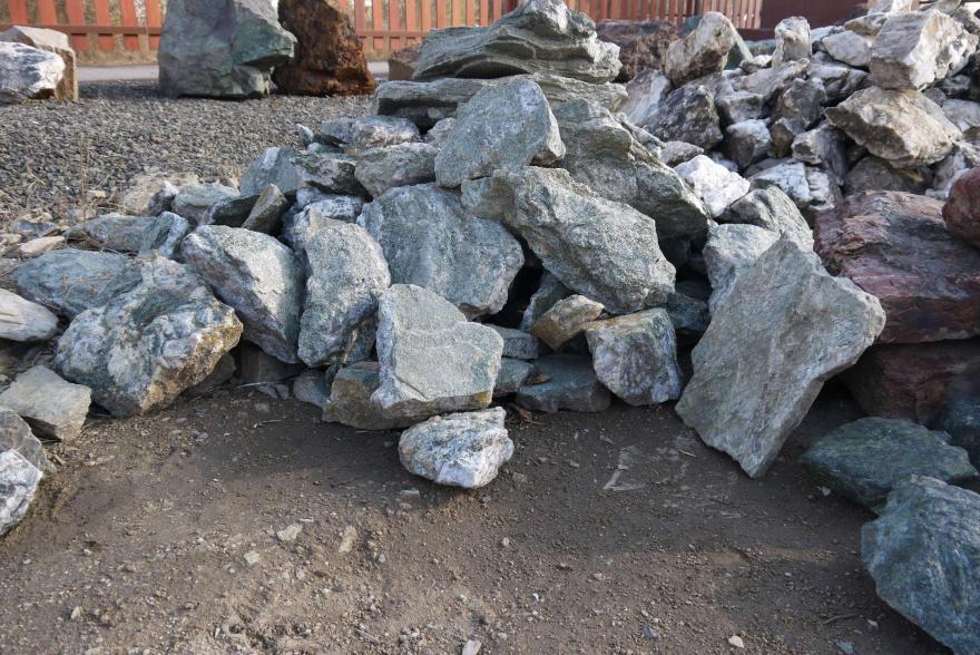 Ландшафтный камень - Серебрит окварцованный - 3
